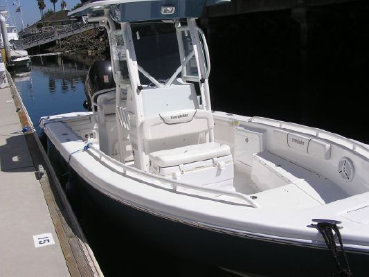 Everglades 223CC 2008 Everglades Boats for Sale