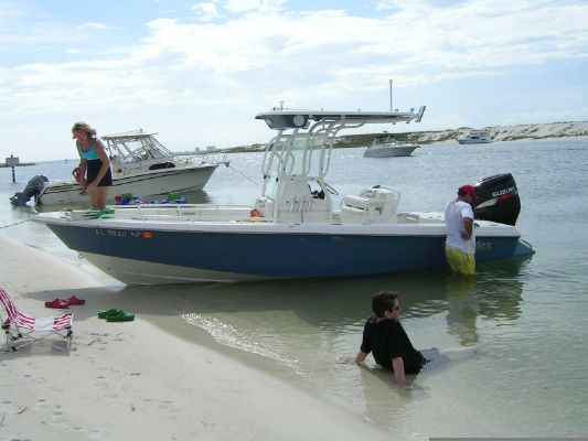 2008 everglades boats 223  2 2008 EVERGLADES BOATS 223