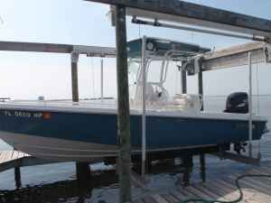 2008 everglades boats 223  4 2008 EVERGLADES BOATS 223