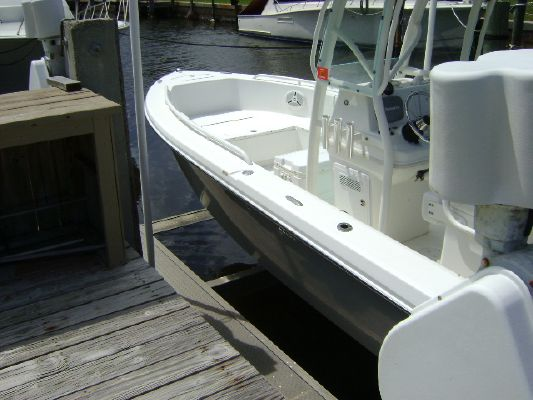 2008 everglades boats 223 cc  19 2008 EVERGLADES BOATS 223 CC