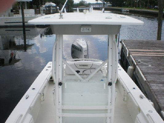 2008 everglades boats 223 cc  4 2008 EVERGLADES BOATS 223 CC