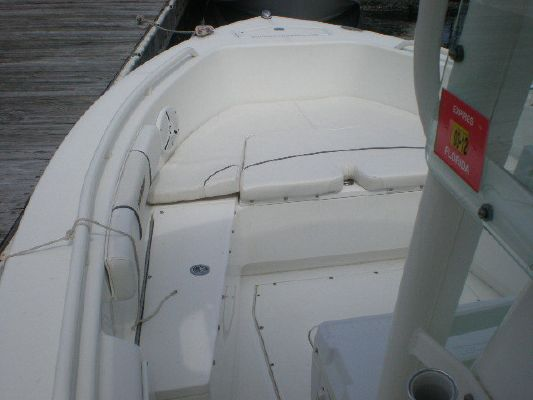 2008 everglades boats 223 cc  6 2008 EVERGLADES BOATS 223 CC