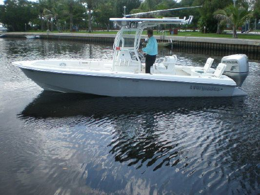 2008 everglades boats 223 cc  8 2008 EVERGLADES BOATS 223 CC