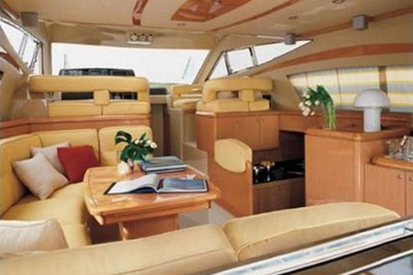 Ferretti 460 2008 All Boats