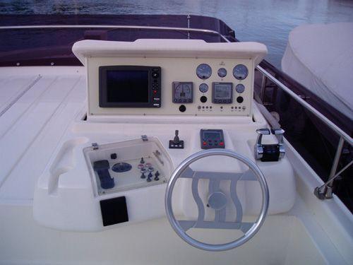 FERRETTI 592 2008 2008 All Boats
