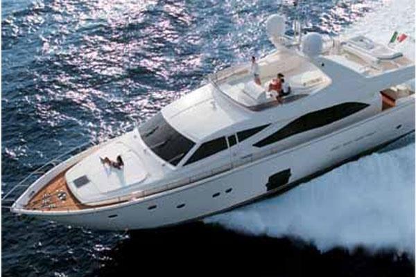 Ferretti 830 2008 All Boats