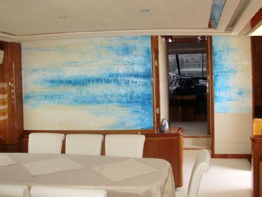 Ferretti 830 Flybridge Hardtop 2008 Flybridge Boats for Sale