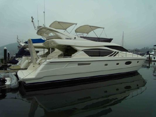 Ferretti Model 551 2008 All Boats