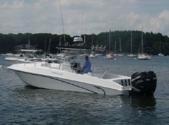 Fountain 31 TE (Only 54 Hours! Warranty!) (Reduced) 2008 Fountain Boats for Sale