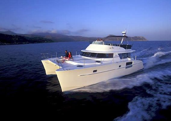 Fountaine Pajot Cumberland 46 2008 Fountain Boats for Sale