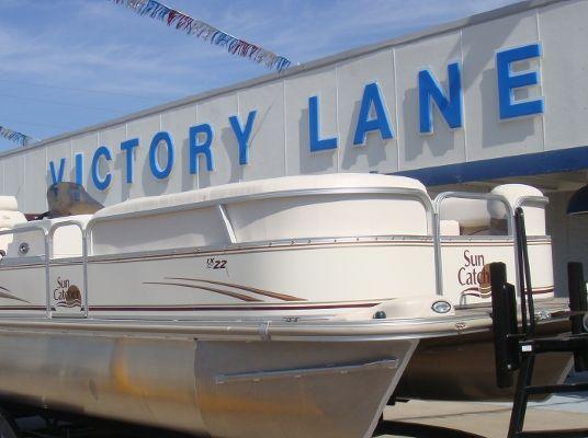 G3 Sun Catcher LX SE22 Cruise 2008 Sun Tracker Boats for Sale