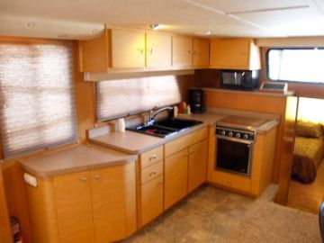 Gibson 50 Cabin Yacht 2008 All Boats