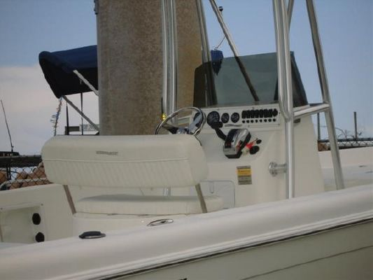 Glassmaster 220 CC Bay Boat w/ Mercury 150 OPT 2008 All Boats