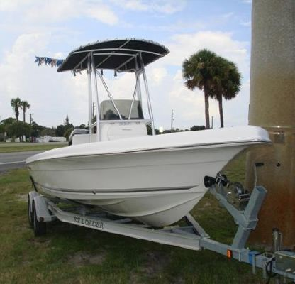 Glassmaster 220 CC Bay Boat w/ Mercury 150 OPTI 2008 All Boats