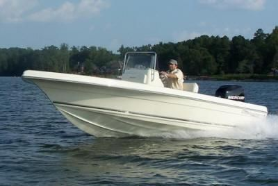 2008 glassmaster 220 cc bay boat w mercury 150 opti  2 2008 Glassmaster 220 CC Bay Boat w/ Mercury 150 OPTI