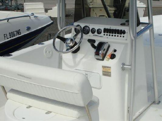 2008 glassmaster 220 cc bay boat w mercury 150 opti  3 2008 Glassmaster 220 CC Bay Boat w/ Mercury 150 OPTI