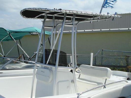 2008 glassmaster 220 cc bay boat w mercury 150 opti  4 2008 Glassmaster 220 CC Bay Boat w/ Mercury 150 OPTI