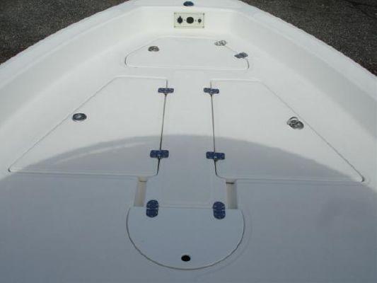 2008 glassmaster 220 cc bay boat w mercury 150 opti  6 2008 Glassmaster 220 CC Bay Boat w/ Mercury 150 OPTI