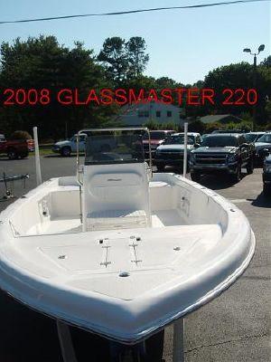 2008 glassmaster 220cc  10 2008 Glassmaster 220CC