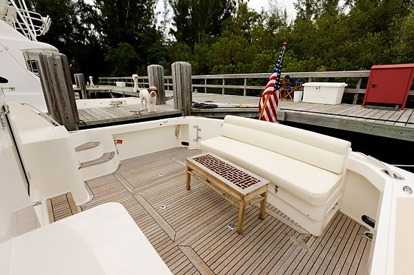 Grand Banks Eastbay SX Hardtop 2008 Grand Banks Yachts