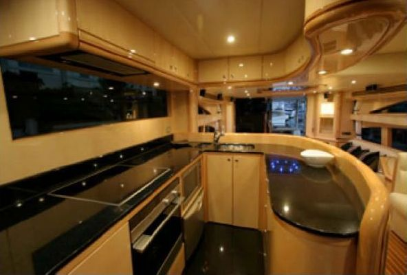 Grand Harbour Ruby Motor Yacht 2008 All Boats