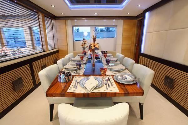Gulf Craft Majesty 121 2008 All Boats