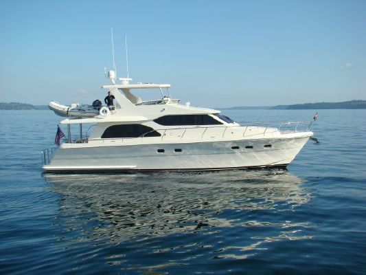 Hampton 580 Pilothouse 2008 Pilothouse Boats for Sale