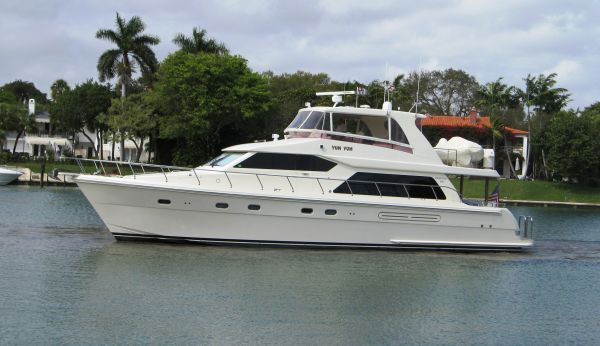 2008 Hampton Pilothouse Boats Yachts For Sale