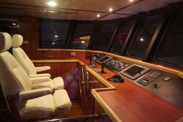 High Seas Explorer Motor Yacht 2008 Motor Boats