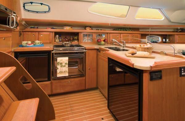 Boats for Sale & Yachts Hunter 45 Deck Salon 2008 All Boats