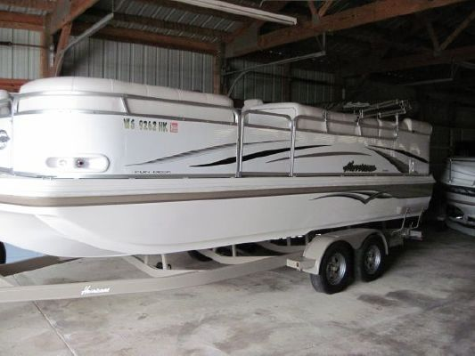 Hurricane FunDeck 238RE 2008 All Boats