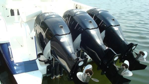 Intrepid Sport Yacht Walkaround 2008 All Boats Walkarounds Boats for Sale