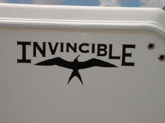 INVINCIBLE Open 2008 All Boats