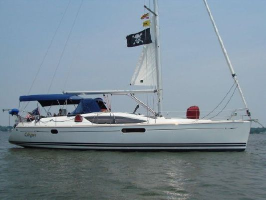 Jeanneau 45 Deck Saloon 2008 Jeanneau Boats for Sale