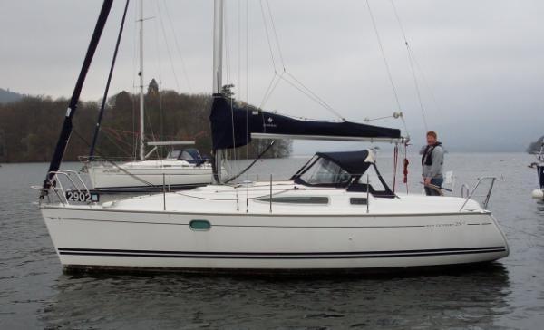 Jeanneau Sun Odyssey 29.2 2008 Jeanneau Boats for Sale