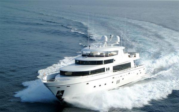 Johnson 105 Motoryacht 2008 All Boats