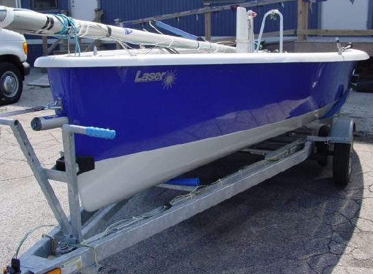 Laser Boats Laser Statos with keel 2008 All Boats