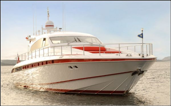 Leopard 23m 2008 All Boats
