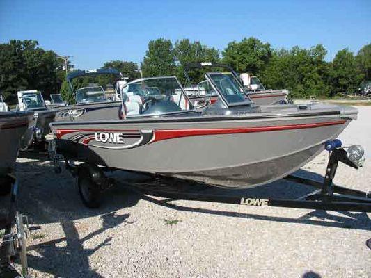 Lowe FS165 Fish & Ski 2008 All Boats Fish and Ski Boats