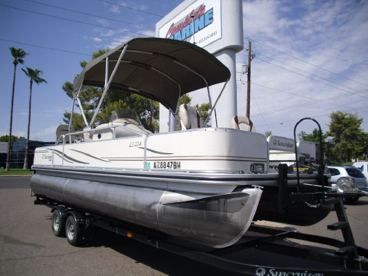 Lowe LS 224 Suncruiser Pontoon 2008 Pontoon Boats for Sale