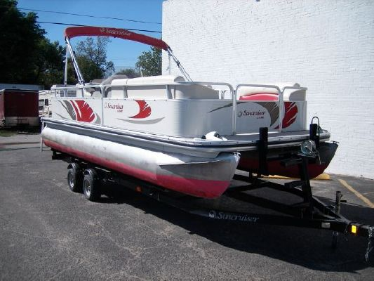Lowe Suncruiser SS200 2008 All Boats