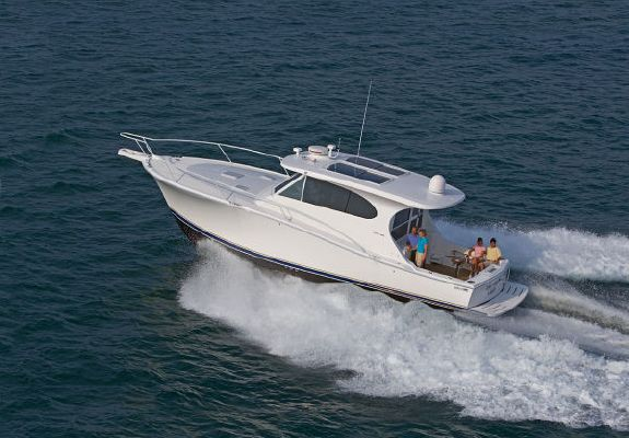 Luhrs 41 Hardtop 2008 All Boats