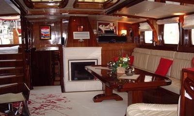 Mahogany Schooner 122' S/10407 2008 Schooner Boats for Sale