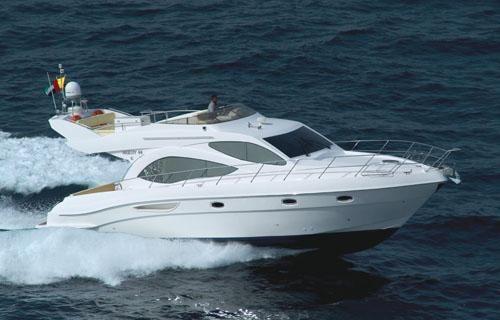 Majesty Yachts 44 2008 Motor Boats