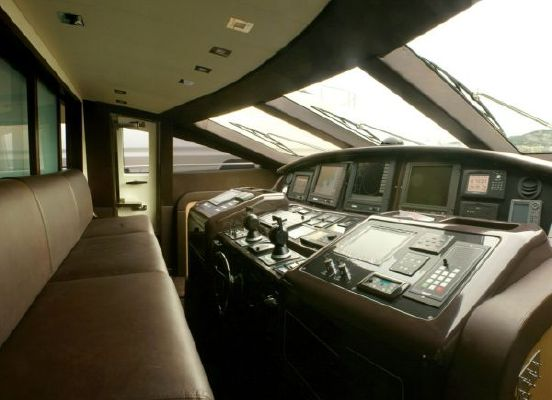 Mangusta 2008 All Boats