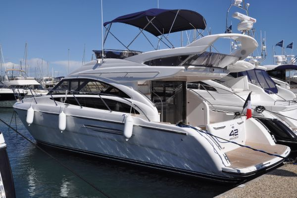 Marine Projects Princess 42 2008 Princess Boats for Sale
