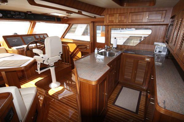 Marlow Explorer 53C 2008 Motor Boats