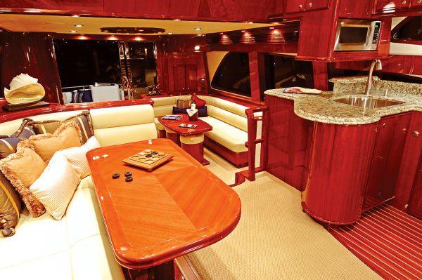 McKinna Yachts Pilothouse Yacht 2008 Pilothouse Boats for Sale