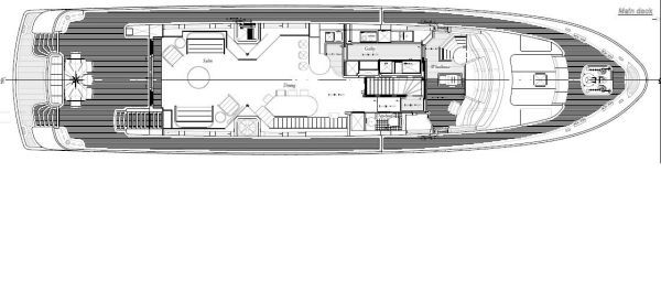 Boats for Sale & Yachts Moonen 97 2008 All Boats