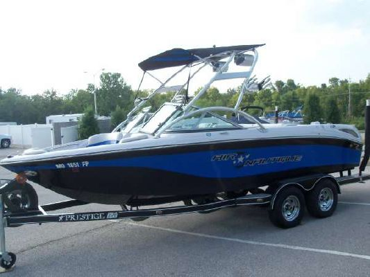 Boats for Sale & Yachts Nautique Crossover Nautique 211 2008 All Boats